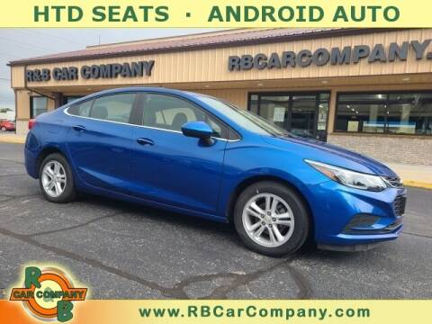 2017 Chevrolet Cruze for sale at R & B Car Company in South Bend IN