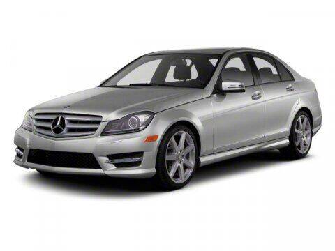 2010 Mercedes-Benz C-Class for sale at Griffin Buick GMC in Monroe NC