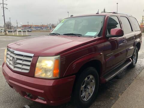 2005 Cadillac Escalade for sale at 5 STAR MOTORS 1 & 2 in Louisville KY