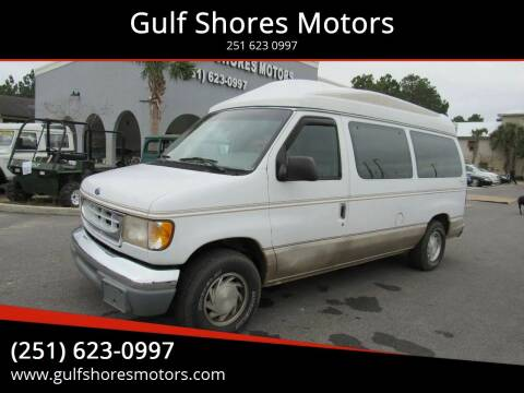 1997 Ford E-Series Cargo for sale at Gulf Shores Motors in Gulf Shores AL
