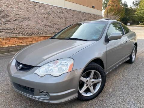 2003 Acura RSX for sale at Gwinnett Luxury Motors in Buford GA