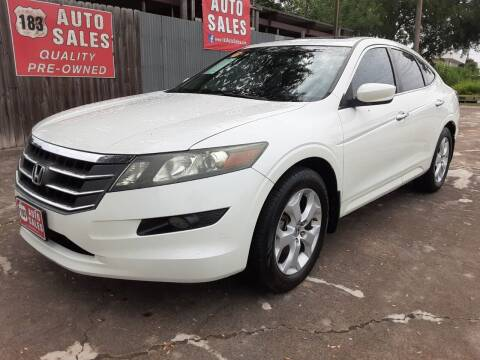 2010 Honda Accord Crosstour for sale at 183 Auto Sales in Lockhart TX