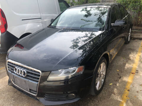 2011 Audi A4 for sale at Auto Access in Irving TX