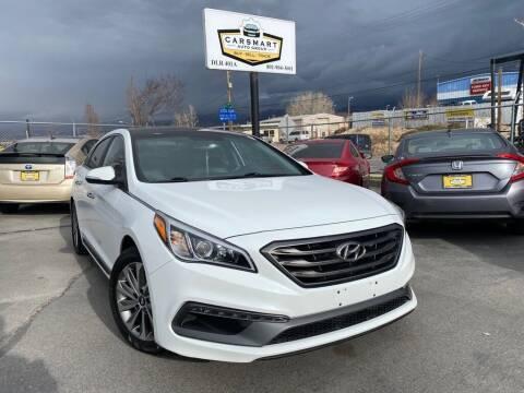 2016 Hyundai Sonata for sale at CarSmart Auto Group in Murray UT