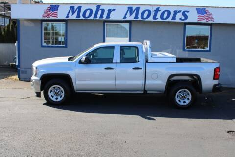 2018 GMC Sierra 1500 for sale at Mohr Motors in Salem OR