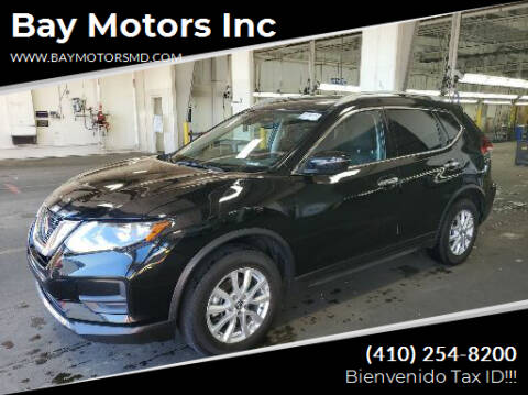 2020 Nissan Rogue for sale at Bay Motors Inc in Baltimore MD