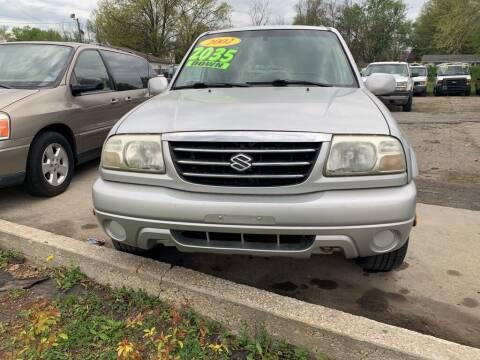 2003 Suzuki XL7 for sale at ALVAREZ AUTO SALES in Des Moines IA