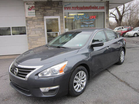 2013 Nissan Altima for sale at Marks Automotive Inc. in Nazareth PA