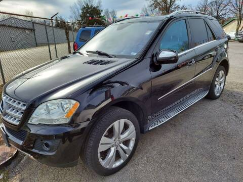 2010 Mercedes-Benz M-Class for sale at BBC Motors INC in Fenton MO