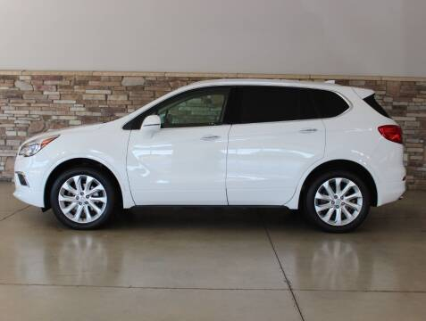 2017 Buick Envision for sale at Bud & Doug Walters Auto Sales in Kalamazoo MI
