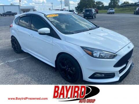 2018 Ford Focus for sale at Bayird Truck Center in Paragould AR