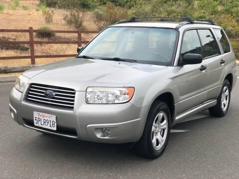 2006 Subaru Forester for sale at JENIN MOTORS in Hayward CA