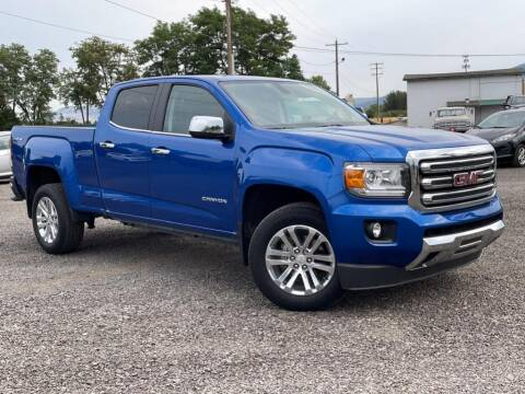 2018 GMC Canyon for sale at The Other Guys Auto Sales in Island City OR