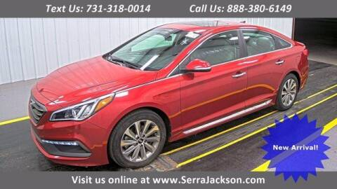 2017 Hyundai Sonata for sale at Serra Of Jackson in Jackson TN