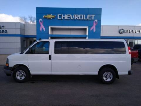 2019 Chevrolet Express Passenger for sale at Finley Motors in Finley ND
