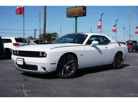 2016 Dodge Challenger for sale at Maroney Auto Sales in Humble TX