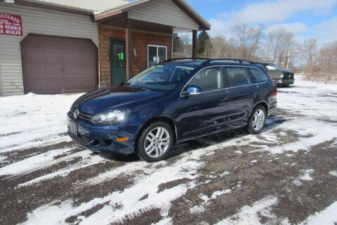 2014 Volkswagen Jetta for sale at Clearwater Motor Car in Jamestown NY