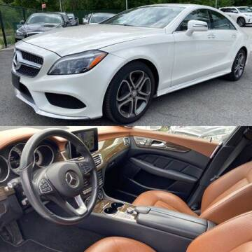 2016 Mercedes-Benz CLS for sale at Certified Luxury Motors in Great Neck NY