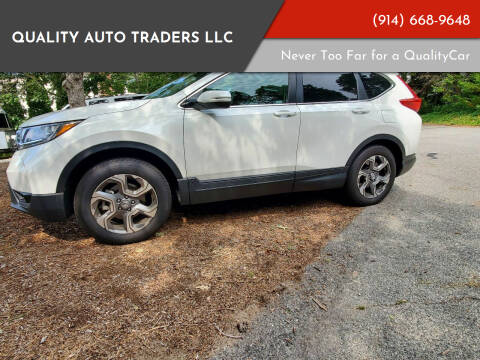 2019 Honda CR-V for sale at Quality Auto Traders LLC in Mount Vernon NY