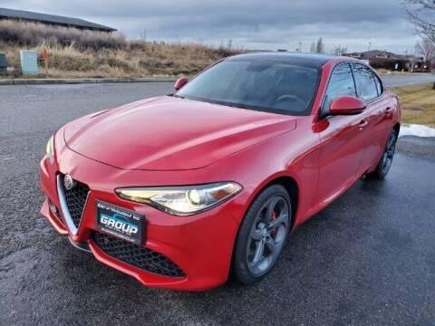 2017 Alfa Romeo Giulia for sale at Group Wholesale, Inc in Post Falls ID