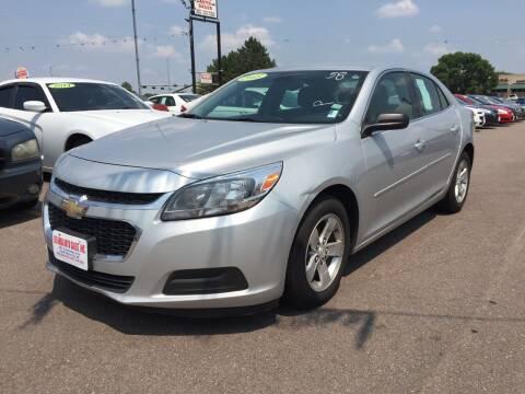 2015 Chevrolet Malibu for sale at De Anda Auto Sales in South Sioux City NE