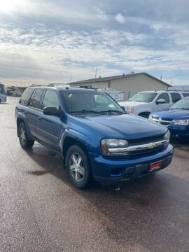 2005 Chevrolet TrailBlazer for sale at Broadway Auto Sales in South Sioux City NE