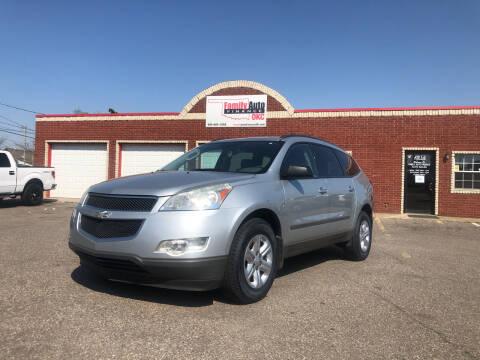 2012 Chevrolet Traverse for sale at Family Auto Finance OKC LLC in Oklahoma City OK