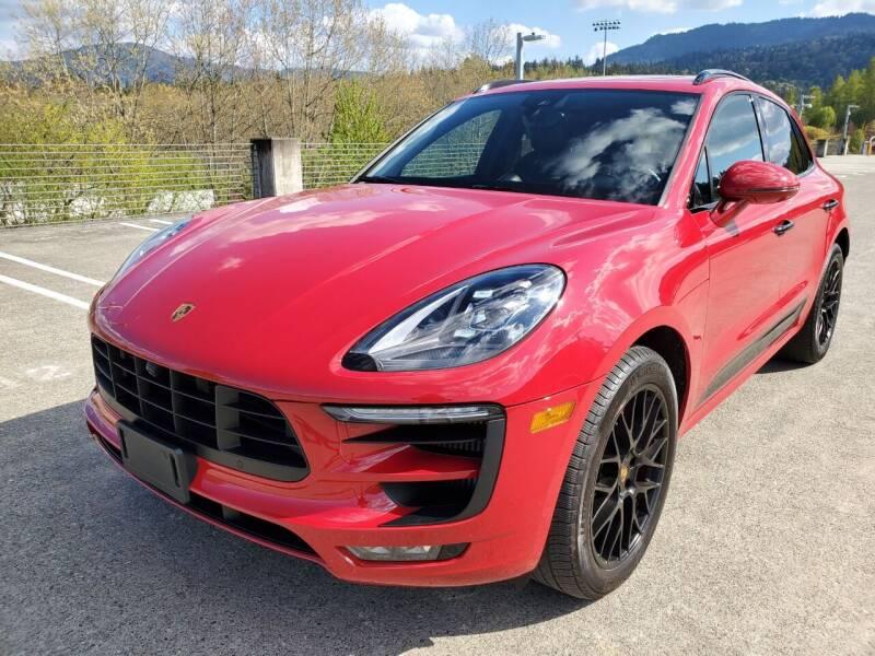2018 Porsche Macan for sale at Painlessautos.com in Bellevue WA