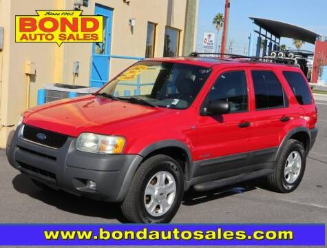2002 Ford Escape for sale at Bond Auto Sales in St Petersburg FL