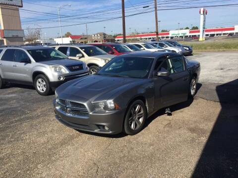 2011 Dodge Charger for sale at Dependable Auto Sales in Montgomery AL