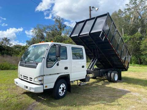2007 Isuzu NPR-HD for sale at Scruggs Motor Company LLC in Palatka FL