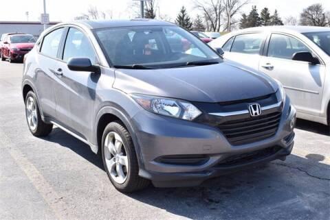 2016 Honda HR-V for sale at BOB ROHRMAN FORT WAYNE TOYOTA in Fort Wayne IN