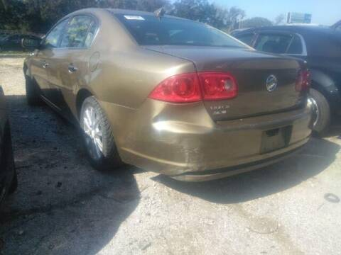 2011 Buick Lucerne for sale at JacksonvilleMotorMall.com in Jacksonville FL