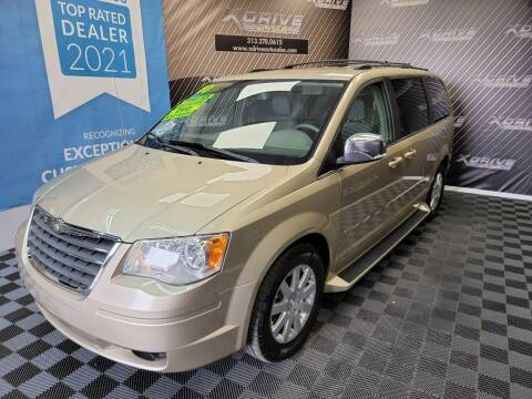 2010 Chrysler Town and Country for sale at X Drive Auto Sales Inc. in Dearborn Heights MI