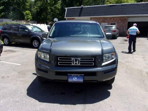 2008 Honda Ridgeline for sale at Balic Autos Inc in Lanham MD