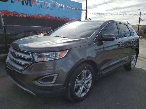 2015 Ford Edge for sale at DPM Motorcars in Albuquerque NM