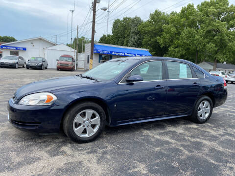 2009 Chevrolet Impala for sale at Augusta Motors Inc in Indianapolis IN