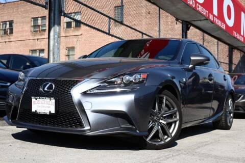 2016 Lexus IS 300 for sale at HILLSIDE AUTO MALL INC in Jamaica NY