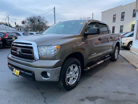 2011 Toyota Tundra for sale at ADAM AUTO AGENCY in Rensselaer NY