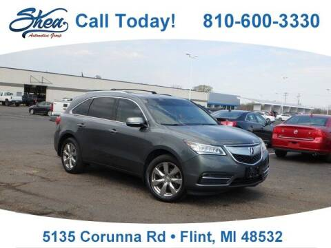 2014 Acura MDX for sale at Jamie Sells Cars 810 - Linden Location in Flint MI