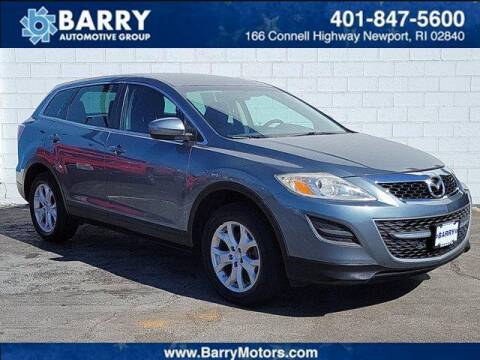 2012 Mazda CX-9 for sale at BARRYS Auto Group Inc in Newport RI