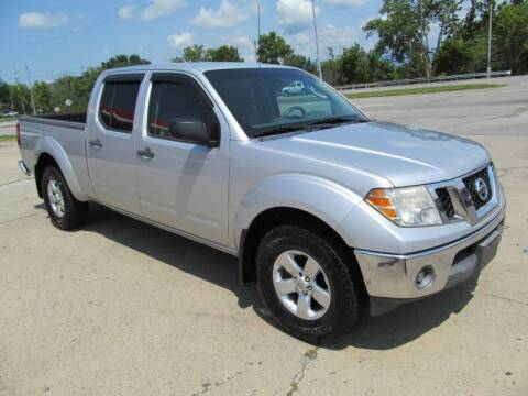 2010 Nissan Frontier for sale at HarrogateAuto.com - tazewell auto.com in Tazewell TN