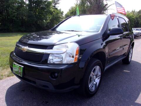 2008 Chevrolet Equinox for sale at American Auto Sales in Forest Lake MN