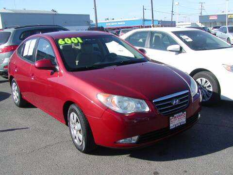 2008 Hyundai Elantra for sale at Primo Auto Sales in Merced CA