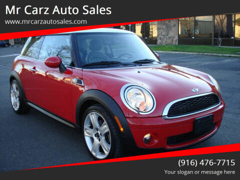 2007 MINI Cooper for sale at Mr Carz Auto Sales in Sacramento CA