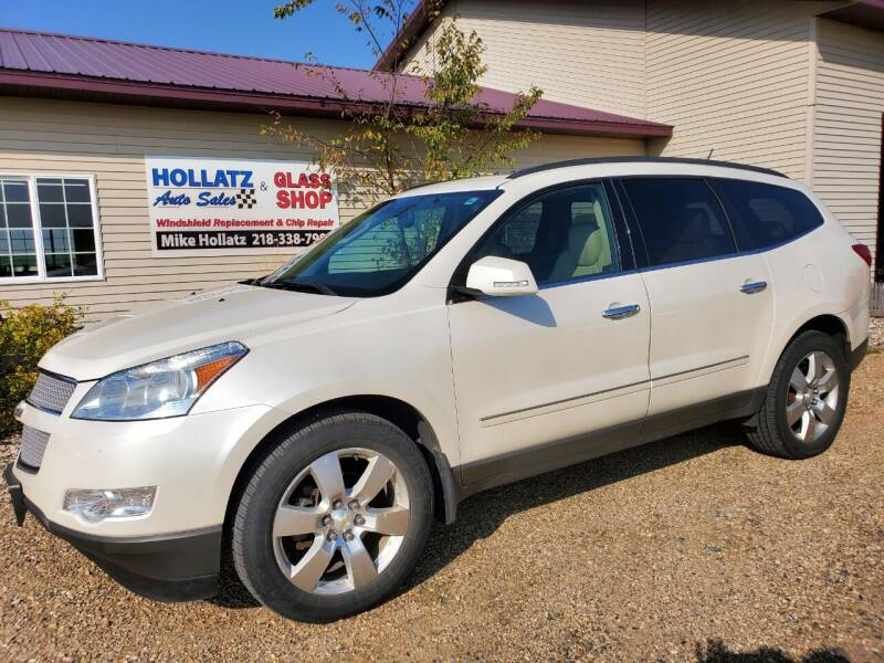2011 Chevrolet Traverse for sale at Hollatz Auto Sales in Parkers Prairie MN