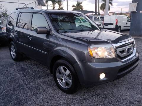 2010 Honda Pilot for sale at Brascar Auto Sales in Pompano Beach FL