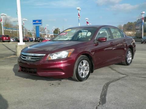 2011 Honda Accord for sale at Paniagua Auto Mall in Dalton GA