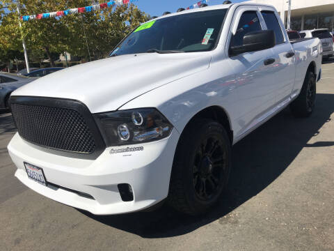 2013 RAM Ram Pickup 1500 for sale at Autos Wholesale in Hayward CA