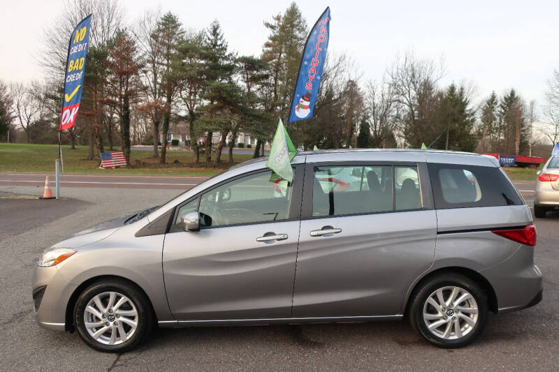 2013 Mazda MAZDA5 for sale at GEG Automotive in Gilbertsville PA
